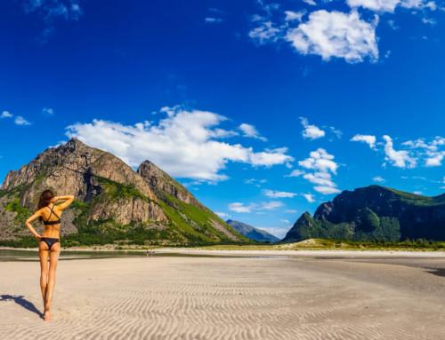 Tanie wakacje na Karaibach Północy? TOP 6 najpiękniejszych plaż północnej Norwegii!