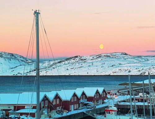 Bodø – miasto północnego słońca!