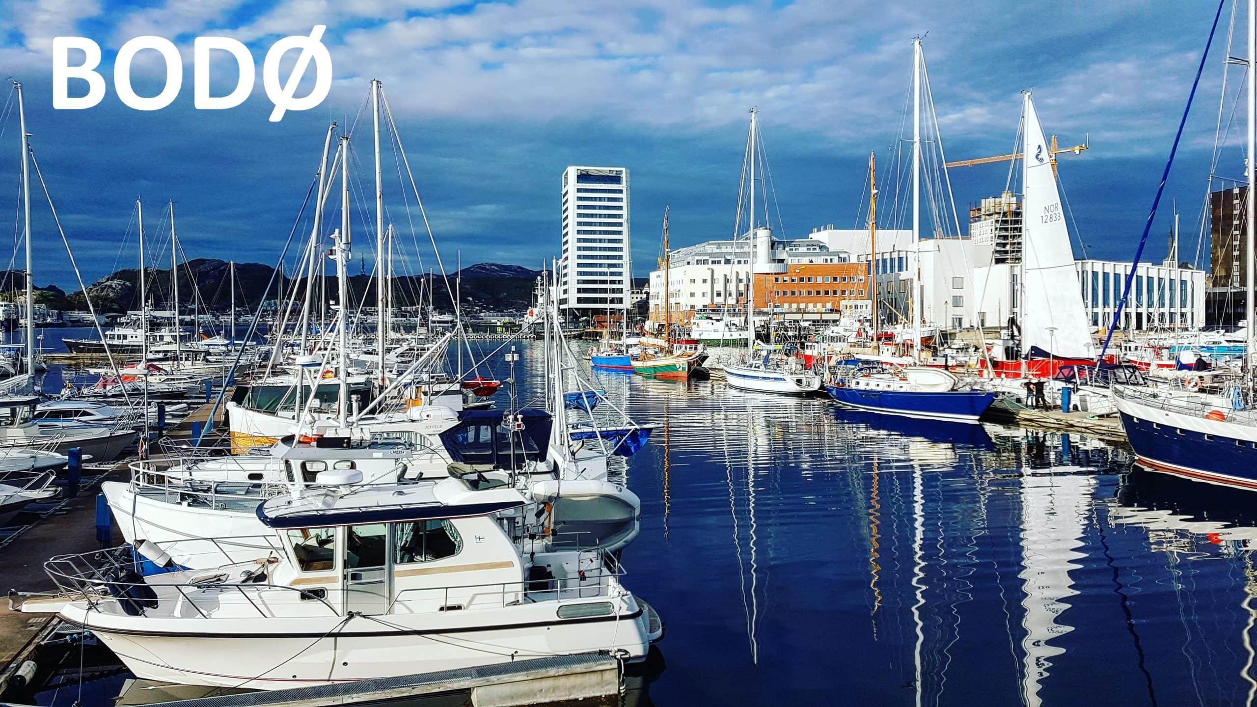 Bodø- Miasto północnego słońca cz. II. Praktyczne informacje